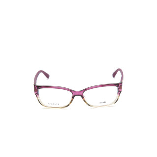 Gucci Purple With Brown Cat-eye Women Frames GG 3790 LVZ