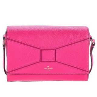 Kate Spade Pink Leather Shoulder Crossbody Bag
