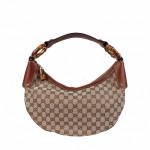 Gucci Borsa Bambo Hobo Bag