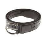 Salvatore Ferragamo Black Belts for Men