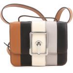 Rebekka Minkoff Brown And Black Cream Bag