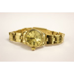 Rolex Oyster Perpetual Lady Datejust Gold Watch