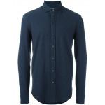 Polo Ralph Lauren Navy Blue Polo Full Sleeve Shirt