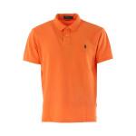 Ralph Lauren Orange Polo Shirts for Men