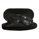 Tom Ford Black Thin Stem Sunglasses