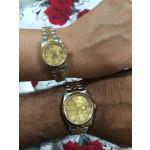 Rolex Datejust Couples Watch